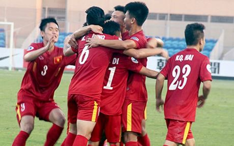 The thao 24h: U19 Viet Nam lep ve hoan toan truoc U19 Nhat Ban - Anh 1