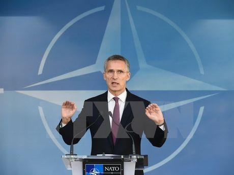 NATO: Dat tien trien trong lap cac tieu doan o Baltic, Ba Lan - Anh 1