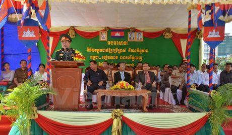 Campuchia khanh thanh Dai tuong niem Quan tinh nguyen Viet Nam - Anh 2