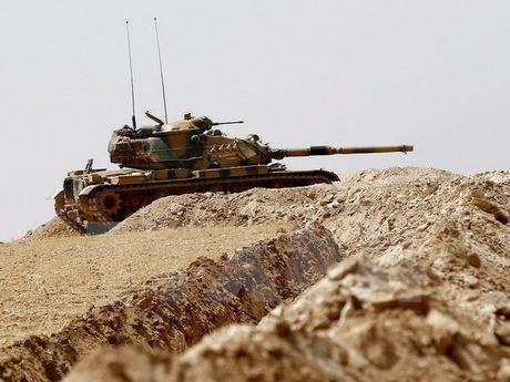 Tho Nhi Ky yeu cau My khong de nguoi Kurd vao Raqqa cua Syria - Anh 1