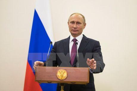 Tong thong Nga Putin bac thong tin can thiep bau cu My - Anh 1