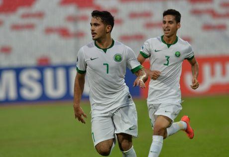 Ket qua chi tiet U19 Saudi Arabia-U19 Iran 6-5: Sieu kich tinh - Anh 1