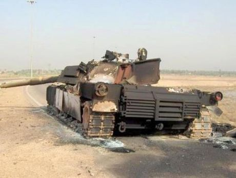 Giap sieu manh khong cuu duoc tang Abrams - Anh 2