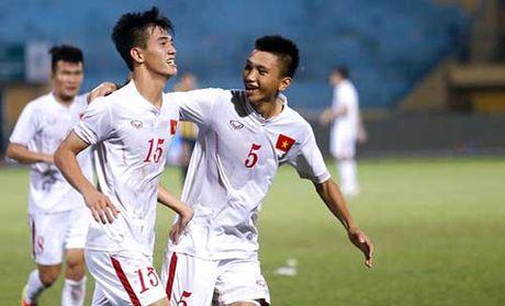 Ban ket U19 chau A 2016: U19 Viet Nam cho ca nhan toa sang - Anh 1