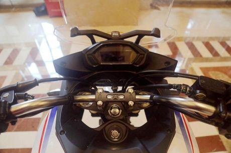 Honda CBF190X 2017 - Chiec xe da muc dich, gia ca phai chang - Anh 4