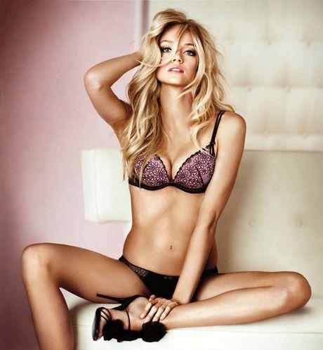 3 thien than toc vang dep ruc lua cua Victoria's Secret - Anh 15