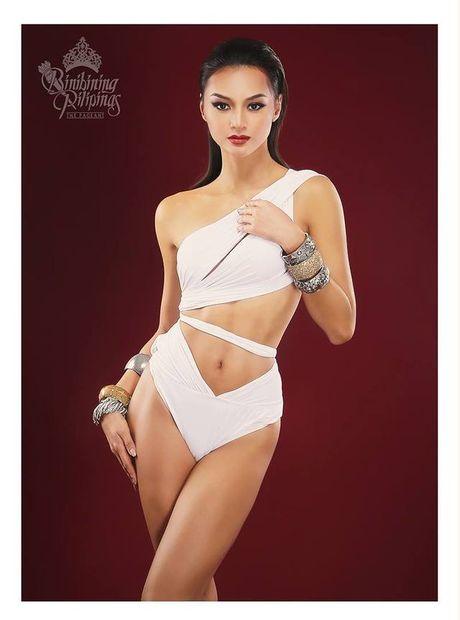 Anh bikini dep boc lua cua tan Hoa hau Quoc te Kylie Verzosa - Anh 5