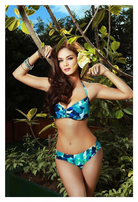 Anh bikini dep boc lua cua tan Hoa hau Quoc te Kylie Verzosa - Anh 7