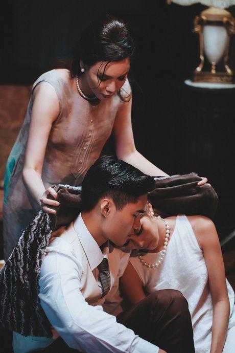 Lo 'thiep cuoi' cua cap doi Next Top Quang Hung- Quynh Chau - Anh 11
