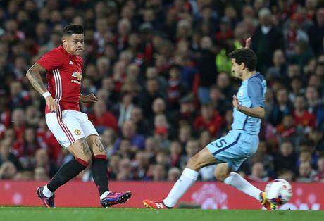 Thang derby, Mourinho nhiet liet khen ngoi 2 hoc tro - Anh 1