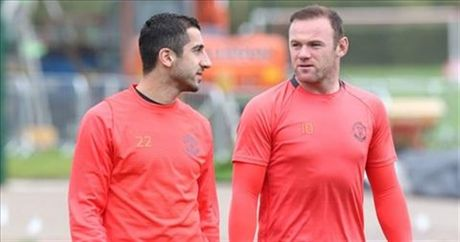 Sau Rooney, Inter muon 'cuu' luon ca Mkhitaryan - Anh 1