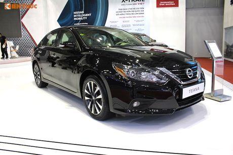 Nissan dem gi toi trien lam oto Quoc te Viet Nam 2016? - Anh 6