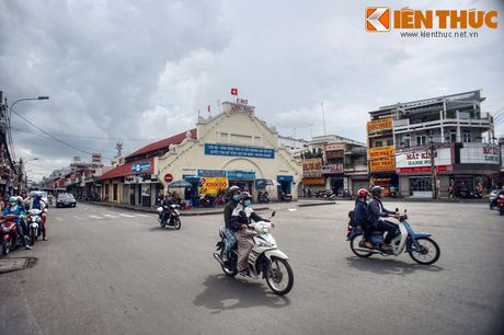 Kham pha ngoi cho co hoanh trang cua vung dat Thu Duc - Anh 1