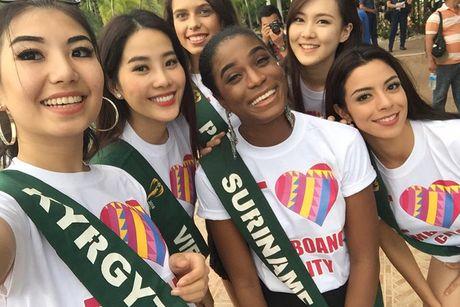Nam Em trai long truoc chung ket Hoa hau Trai dat 2016 - Anh 1
