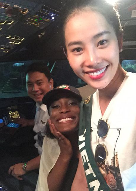 Nam Em trai long truoc chung ket Hoa hau Trai dat 2016 - Anh 2