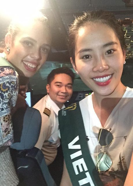 Nam Em trai long truoc chung ket Hoa hau Trai dat 2016 - Anh 3
