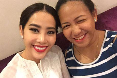 Nam Em trai long truoc chung ket Hoa hau Trai dat 2016 - Anh 5