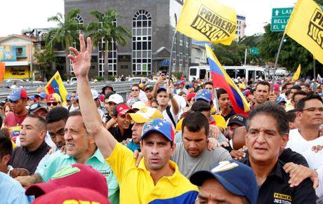 Bao loan o Venezuela qua anh - Anh 4