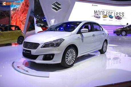 'Chot gia' 580 trieu, Suzuki Ciaz co gi de dau Toyota Vios? - Anh 10
