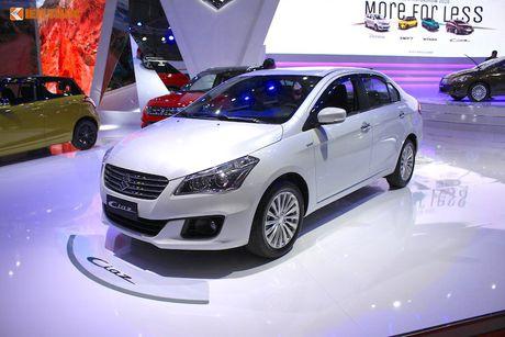 'Chot gia' 580 trieu, Suzuki Ciaz co gi de dau Toyota Vios? - Anh 1