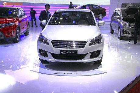 'Chot gia' 580 trieu, Suzuki Ciaz co gi de dau Toyota Vios? - Anh 2