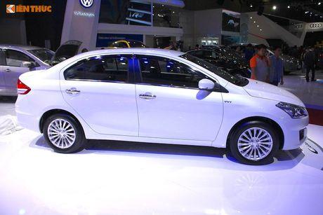 'Chot gia' 580 trieu, Suzuki Ciaz co gi de dau Toyota Vios? - Anh 3