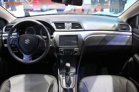 'Chot gia' 580 trieu, Suzuki Ciaz co gi de dau Toyota Vios? - Anh 5