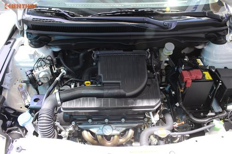 'Chot gia' 580 trieu, Suzuki Ciaz co gi de dau Toyota Vios? - Anh 9