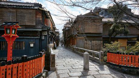 Chiem nguong ve dep tram mac cua co do Kyoto - Anh 2