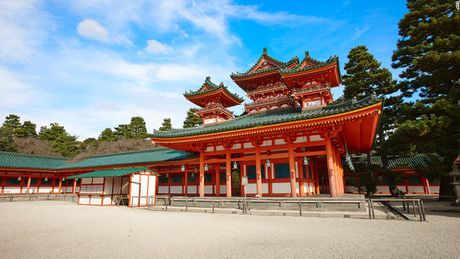 Chiem nguong ve dep tram mac cua co do Kyoto - Anh 9