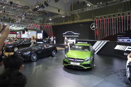 Mercedes-Benz mang phong cach Duc den VIMS 2016 - Anh 1