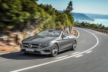 Mercedes-Benz mang phong cach Duc den VIMS 2016 - Anh 4