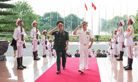 Tu lenh Thai Binh Duong My cam ket nang cao nang luc hang hai cho Viet Nam - Anh 1
