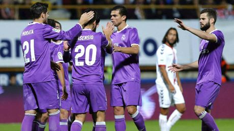 Video ban thang: Leonesa 1-7 Real Madrid (Vong 1/16 Cup nha Vua TBN) - Anh 1