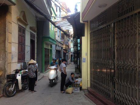 Vu no sung tai Ha Noi: Nan nhan mat mang oan? - Anh 1