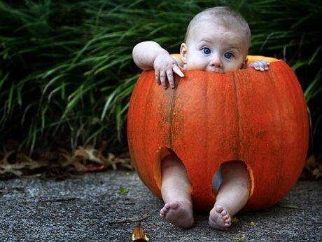 Nhung hinh anh Halloween de thuong den kho tin - Anh 2