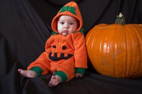 Nhung hinh anh Halloween de thuong den kho tin - Anh 3