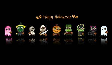 Nhung hinh anh Halloween de thuong den kho tin - Anh 7