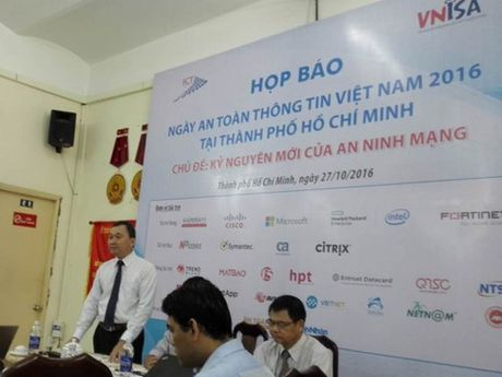 Sap dien ra Ngay An toan thong tin Viet Nam 2016 - Anh 2