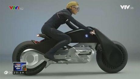 Kham pha Motorrad Vision Next 100 - Motor tu can bang - Anh 1