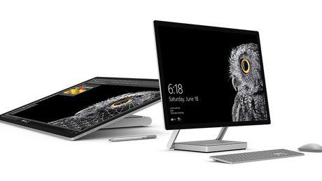"Microsoft ra mat may tinh Surface Studio ""quyet dau"" iMac - Anh 1"