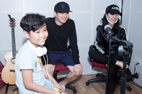 "Top 4 Giong hat Viet nhi: ""Thang thua khong con quan trong"" - Anh 3"