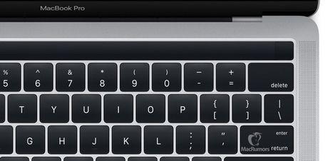 MacBook Pro moi lo hinh anh thuc te truoc gio G - Anh 2