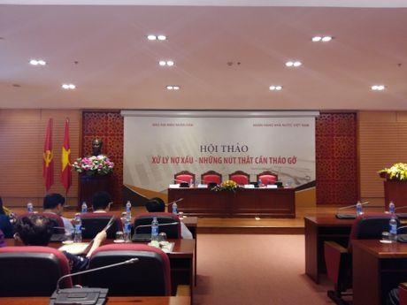 VAMC: Hon 39 nghin ty no thu hoi sau 39 thang hoat dong, NDT nuoc ngoai van 'dung nhin' - Anh 1