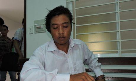 Khoi to nghi can giet vo con Truong ban dan van huyen Chau Duc - Anh 1