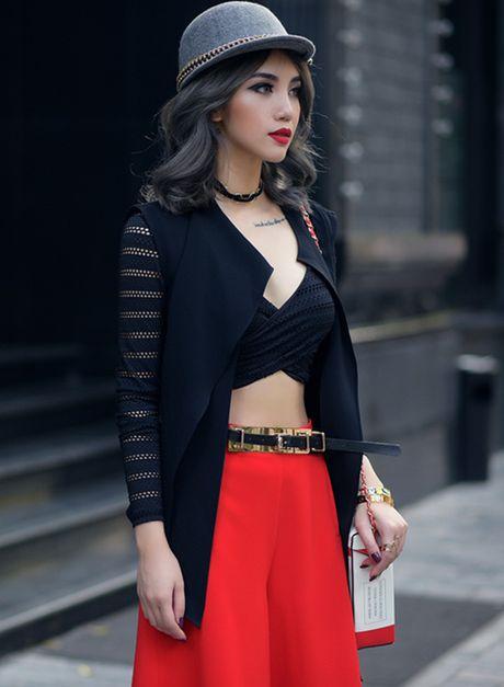 Style sang chanh cua nha thiet ke 9x xinh nhu hot girl - Anh 7