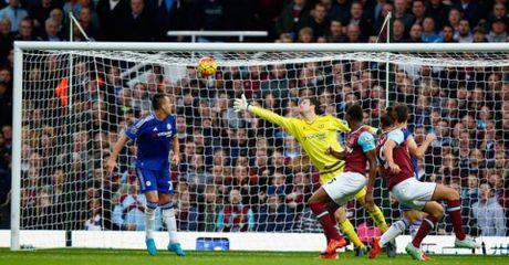 Chelsea bi West Ham da vang khoi League Cup - Anh 1