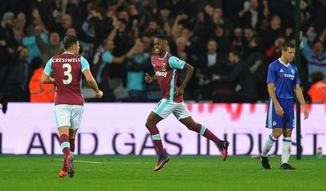 Cup Lien doan Anh: West Ham danh bai Chelsea - Anh 1