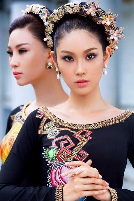 Phuong Linh truot top 15 Hoa hau Quoc te 2016 - Anh 6