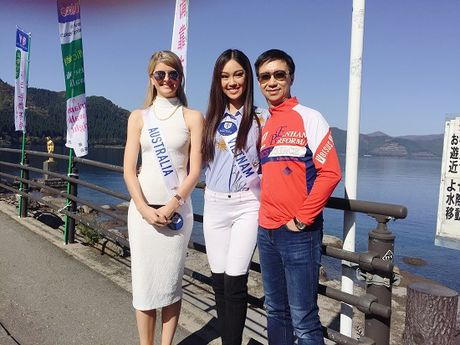 Phuong Linh truot top 15 Hoa hau Quoc te 2016 - Anh 9